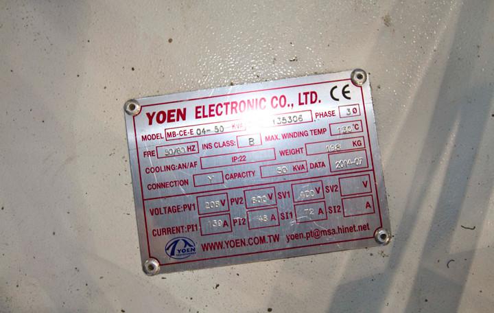 YOEN Multitap Transformer